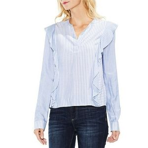Two by Vince Camuto striped blouse
